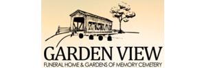 Garden View Funeral Home & Gardens of Memory Cemetery - Muncie Logo
