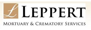 Leppert Mortuary & Crematory Services Logo