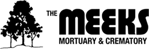 The Meeks Mortuary & Crematory - Washington Street Chapel Logo