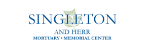 Singleton Community Mortuary and Memorial Center Logo