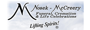 Nosek-McCreery Funeral, Cremation & Green Services Logo