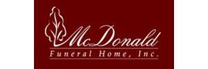McDonald Funeral Home Logo