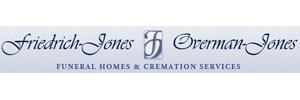 Overman-Jones Funeral Home Logo