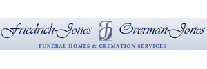 Friedrich-Jones Funeral Home Logo