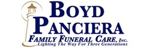 Boyd-Panciera Family Funeral Care -  Hollywood - Hollywood Logo