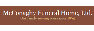McConaghy Funeral Home, Ltd. Logo