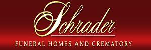 Schrader Funeral Home - Eureka Logo