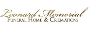 Leonard Memorial Home - Glen Ellyn Logo