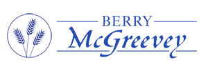 Berry-McGreevey and Donald Martens and Sons Funeral Homes and Cremation Ser Logo