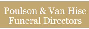 Poulson & Van Hise Funeral Directors - Lawrenceville Logo