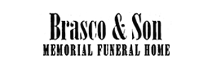 The Brasco & Sons Memorial Chapels Inc. Logo