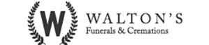 Walton's Funerals & Cremations - Ross, Burke & Knobel Sparks  Logo