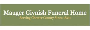 Mauger Givnish Funeral Home - Malvern Logo