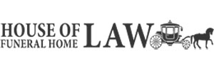 House of Law, Inc. Funeral Home Logo