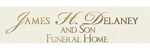 James H. Delaney & Son Funeral Home Logo