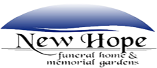 New Hope Funeral Home Logo