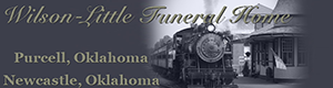 Wilson-Little Funeral Home - Purcell Logo