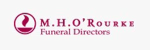 M.H. O'Rourke Funeral Directors Logo