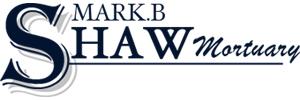 Mark B. Shaw Mortuary - San Bernardino Logo