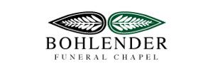 Bohlender Funeral Chapel Logo