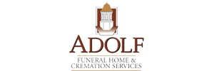 Adolf Funeral Home & Cremation Services Logo