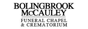Bolingbrook-McCauley Funeral Chapel & Crematorium Logo