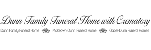 Dunn Family Funeral Home with Crematory Logo