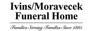 Ivins/Moravecek Funeral Home Logo