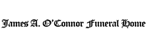James A. O'Connor Funeral Home Logo