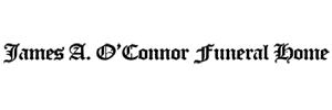 James A. O'Connor Funeral Home Logo