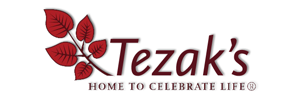 Tezak's Home to Celebrate Life Logo