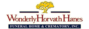 Wonderly Horvath Hanes Funeral Home Logo