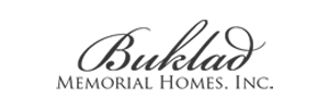 Buklad Memorial Home - Trenton Logo