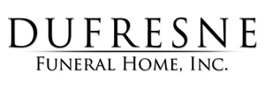 DUFRESNE FUNERAL HOME INC. Logo