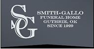 Smith-Gallo Funeral Home - Guthrie Logo