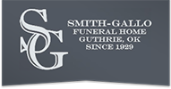Smith-Gallo Funeral Home - Guthrie Logo