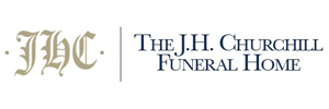J. H. Churchill Funeral Home Logo