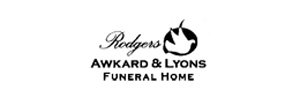 Rodgers-Awkard & Lyons Funeral Home Logo