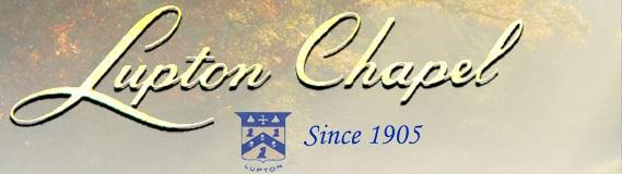 Lupton Chapel - St. Louis Logo