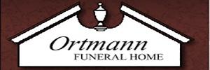 Ortmann Funeral Home - Overland Logo