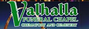 Valhalla Cemetery & Funeral Chapel Logo