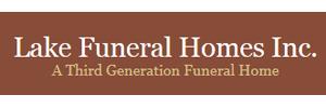 Lake Funeral Home-Ionia - Ionia Logo