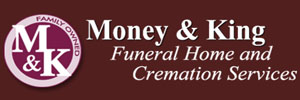 Money and King Funeral Home Logo
