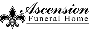 Ascension Funeral Home Logo