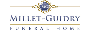 Millet-Guidry Funeral Home Logo