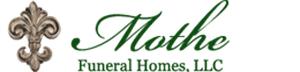 Mothe Funeral Home Algiers Logo