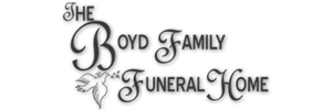 The Boyd Family Funeral Home Logo