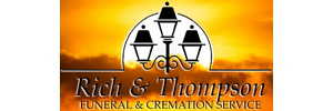 Rich and Thompson Funeral Service and Crematory Logo