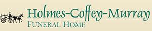 Holmes-Coffey-Murray Funeral Home Logo