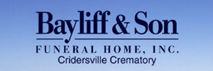 Bayliff & Son Funeral Home Logo